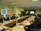 Pierwsza inauguracyjna sesja Rady Miejskiej w Słomnikach