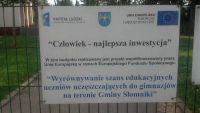 Czytaj więcej: Wyrównywanie szans edukacyjnych uczniów gimnazjum