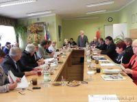 Czytaj więcej: Przyjęto nową Strategię Rozwoju Gminy Słomniki na lata 2014–2024