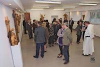 Czytaj więcej: Wernisaż wystawy rzeźby sakralnej Stanisława Trybały